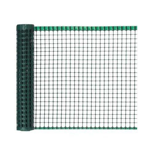Siatka plastikowa 0.5 x 5 m zielona MAXISQUARE NORTENE (5999547413372)