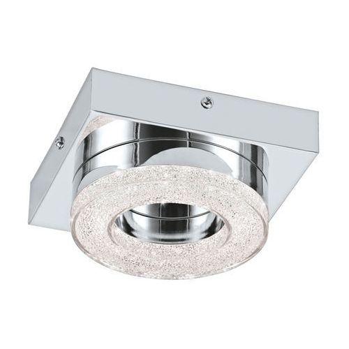 Plafon Eglo Fradelo 95662 lampa sufitowa ścienna 1x4W LED chrom/kryształ, 95662