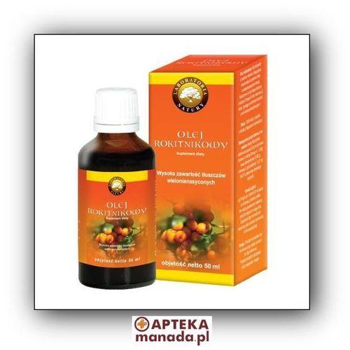 Olej Rokitnikowy 50ml (Preparaty ziołowe)