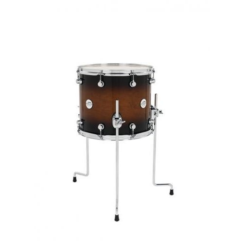 Drum Workshop Floor Tom Tobacco Burst