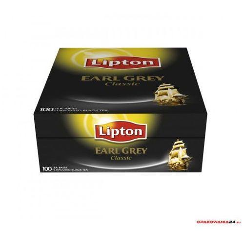 Herbata LIPTON EARL GREY 100 torebek