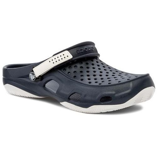 Klapki - swiftwater deck clog m 203981 navy/white, Crocs, 39.5-46.5