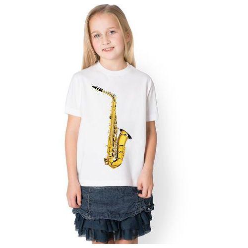 Koszulka dziecięca Saxophone