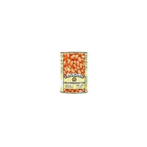 Fasola biała w sosie pomidorowym Happy Frucht 400 g - produkt z kategorii- Przetwory warzywne i owocowe