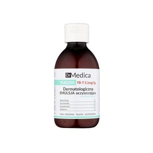dr medica acne dermatologiczna emulsja oczyszczająca do skóry problemowej (tr-t 5,1mg/1g) 250 g marki Bielenda