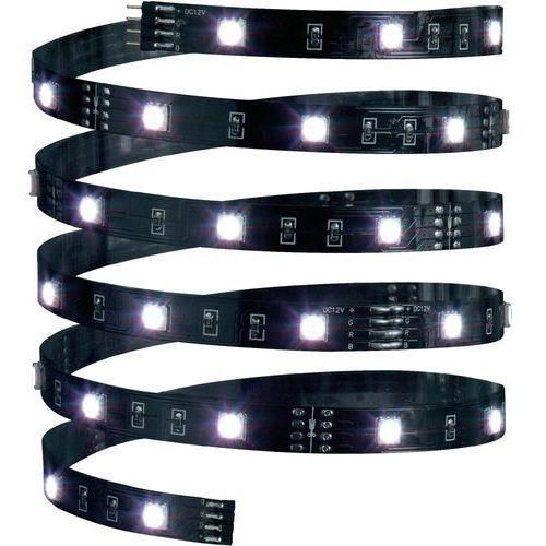 Taśma LED Paulmann70252, 1 x 21,6 W, 12 V DC, Czarny, 2,5 x3000 x 10,5 mm (4000870702529)