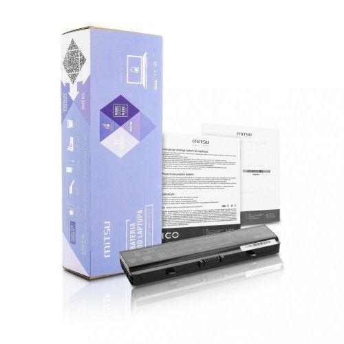 Bateria Mitsu Bateria do Dell Inspiron 1525, 1526 4400 mAh (49 Wh) 10.8 - 11.1 Volt - BC/DE-1525 - BC/DE-1525 Darmowy odbiór w 21 miastach! (5902687182985)