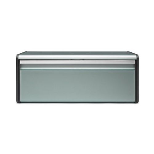 Pojemnik na pieczywo Brabantia prostokątny metaliczny miętowy (8710755484322)