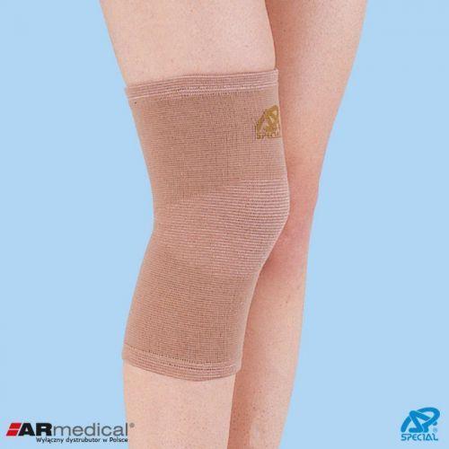 Tkaninowy elastyczny stabilizator stawu kolanowego