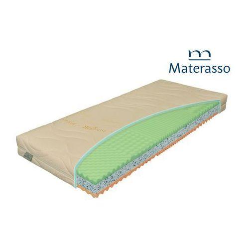 klasik - materac piankowy, rozmiar - 200x200 wyprzedaż, wysyłka gratis marki Materasso