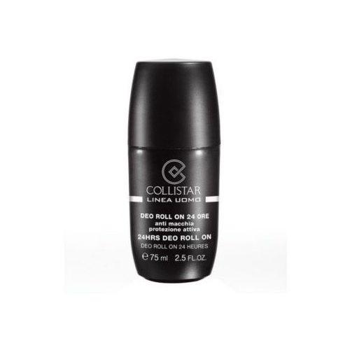 Collistar dezodorant kulka mężczyzn dla ochrony 24 godzin linea uomo (dezodorant w kulce 24h) 75 ml