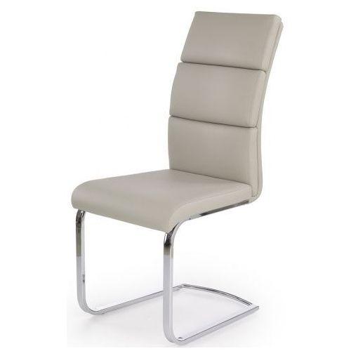 Tapicerowane krzesło Olvin - jasny popiel, V-CH-K/230-KR-J.POPIEL
