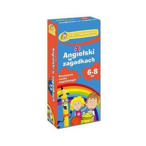 Edgard Karty obrazkowe. angielski w zagadkach 6-7 lat. (książeczka z kartami obrazkowymi). - praca zbiorowa (9788362482597)