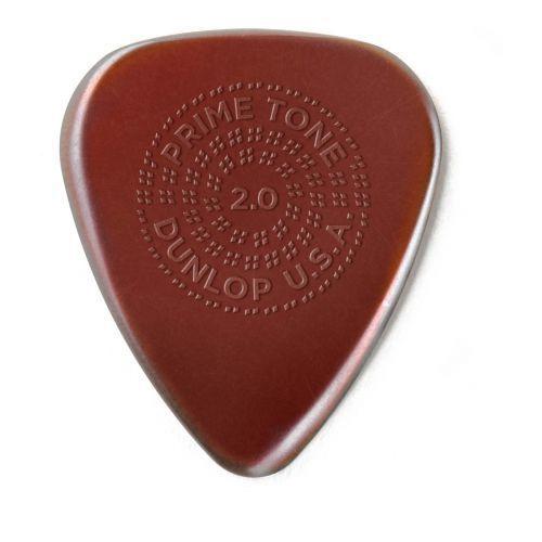 Dunlop Primetone Standard Picks with Grip, Player′s Pack, zestaw kostek gitarowych, 2.00 mm