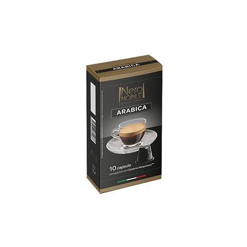 Kapsułki do Nespresso* ARABICA 10 kapsułek - do 12% rabatu przy większych zakupach oraz darmowa dostawa, NN-NSP-ARABICA_-010A