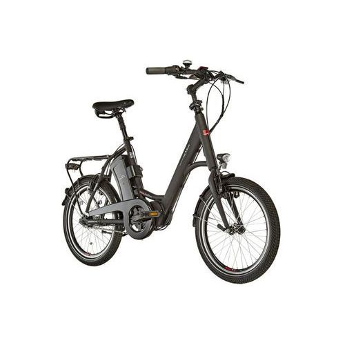 "Ortler alley caravan 20"", matte black 20"" (20"") 2019 rowery elektryczne"