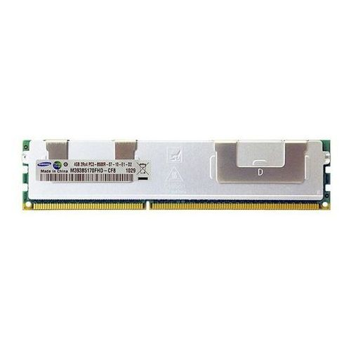 Pamięć RAM 1x 4GB SAMSUNG ECC REGISTERED DDR3 2Rx4 1066MHz PC3-8500 RDIMM | M393B5170FHD-CF8