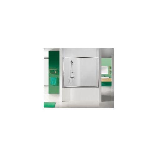 Sanplast drzwi nawannowe tx5 180 wnękowe szkło w15 (parawan) d2-w/tx5b-180 600-271-1580-38-231