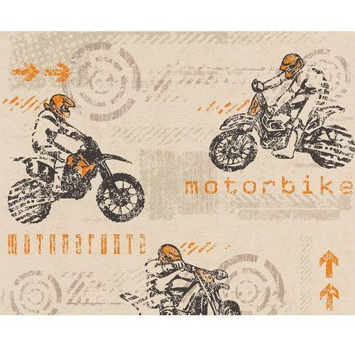 Boys and girls 4 tapeta ścienna 93550-2 as creation marki A.s. creation