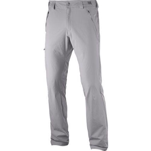 Salomon wayfarer spodnie długie mężczyźni szary 56 2017 spodnie turystyczne