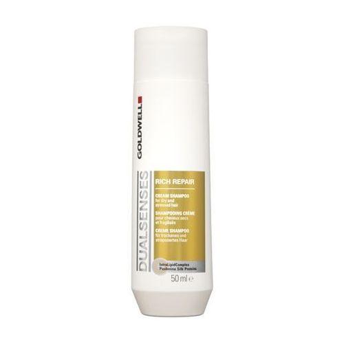 dualsenses rich repair | szampon regenerujący 50ml marki Goldwell