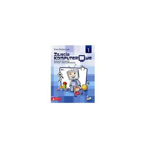 Zajęcia komputerowe 1 Podręcznik + CD - DODATKOWO 10% RABATU i WYSYŁKA 24H!, Wydawnictwo Szkolne PWN