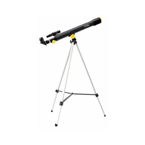 Teleskop BRESSER National Geographic 50/600 AZ Czarny (0643824212060)