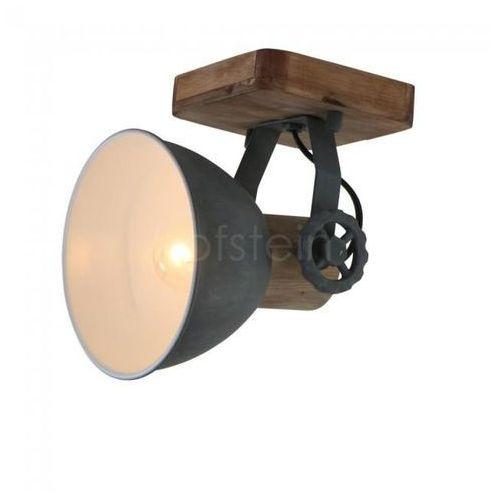 Steinhauer gearwood reflektor siwy, 1-punktowy - - obszar wewnętrzny - gearwood - czas dostawy: od 2-3 tygodni (8712746122718)