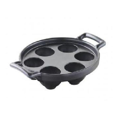 Revol Talerz na ślimaki belle cuisine noir