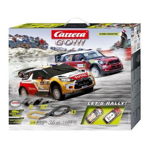 Go!!! let's rally! marki Carrera