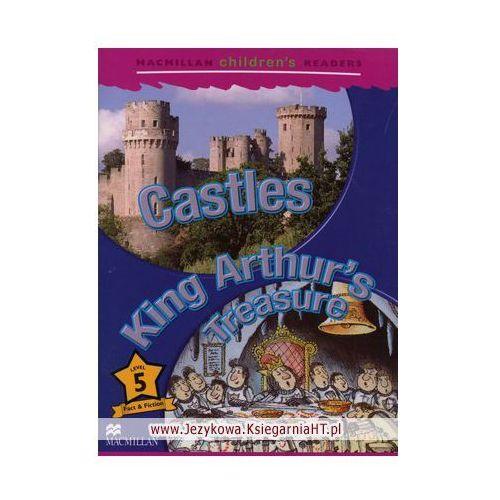 Macmillan Children's Readers, Level 5: Castles/King Arthur's Treasure (9781405074148)