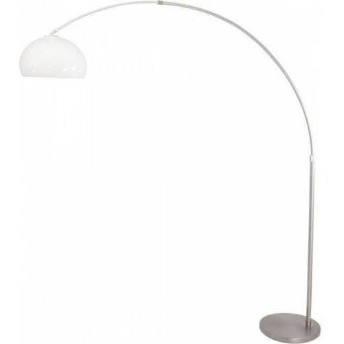 lilac lampa stojąca stal nierdzewna, 1-punktowy - nowoczesny - obszar wewnętrzny - lilac - czas dostawy: od 10-14 dni roboczych marki Steinhauer