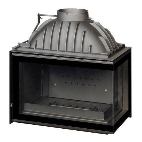 wkład kominkowy 700 plus eco prawa boczna szyba, szyber, doprowadzenie powietrza ref. 6263-72-dp marki Uniflam