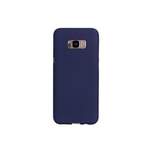 Samsung Galaxy S8 Plus - etui na telefon Mercury Goospery Soft Feeling - granatowy