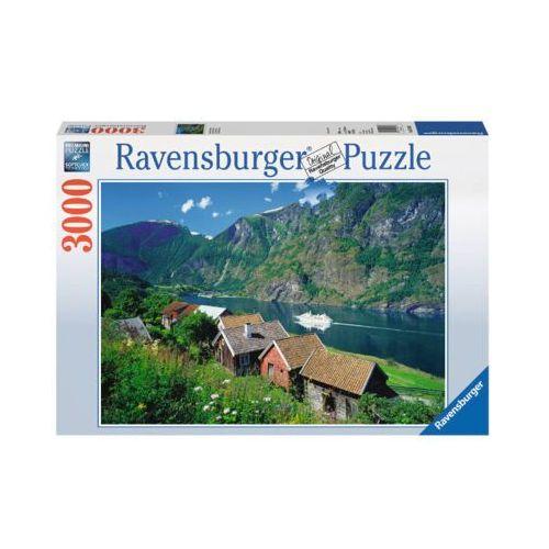 RAVEN. 3000 EL. Norwegia, Sognefjord