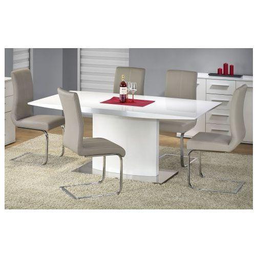 Stół lakierowany Delios - biały, V-CH-ELIAS-ST-BIAŁY