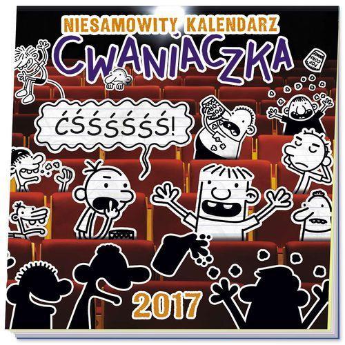 Niesamowity kalendarz cwaniaczka 2017