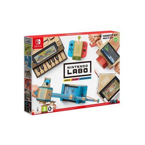 labo variety kit marki Nintendo