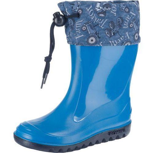 gumiaki niebieski marki Romika