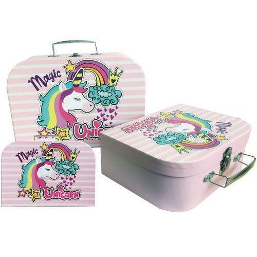Kuferek średni unicorn jednorożec stn 3610 marki Stnux