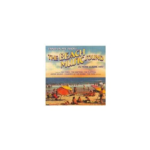Beach Music Sound: 25 More Classic Hits / RÓŻni Wykonawcy