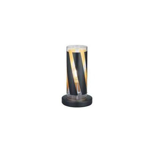 Lampa stołowa Reality FARINA Czarny, 1-punktowy - Dworek - Obszar wewnętrzny - FARINA - Czas dostawy: od 3-6 dni roboczych