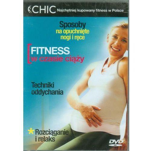 Fitness w czasie ciąży (seria Chic) - Zakupy powyżej 60zł dostarczamy gratis, szczegóły w sklepie