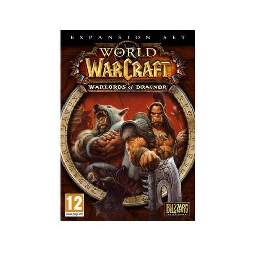 Blizzard World of warcraft: warlords of dreanor pc premiera 13.11