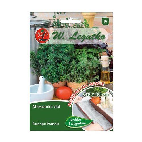Mieszanka ziół pachnąca kuchnia na macie 7.5 x 200cm marki Legutko