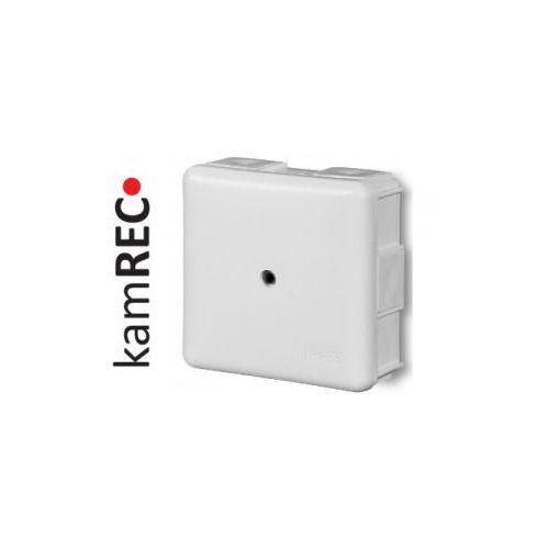 Mini kamera z czujnikiem ruchu w atrapie puszki elektrycznej czuwanie 8 dni z kategorii Kamerki i rejestratory video