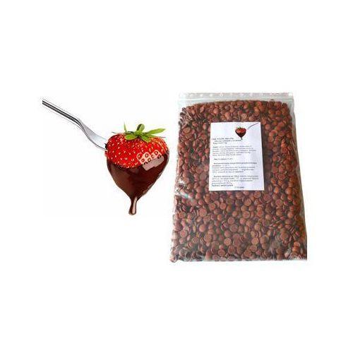 Czekolada karmelowa belgijska do fondue oraz fontann | 1 kg wyprodukowany przez Optimal