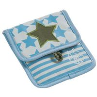 Lńssig 4kids mini portfel - starlight olive marki Lässig