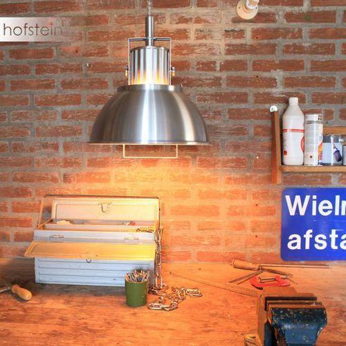 Steinhauer ROCOCO lampa wisząca Stal nierdzewna, 1-punktowy - Nowoczesny - Obszar wewnętrzny - ROCOCO - Czas dostawy: od 10-14 dni roboczych