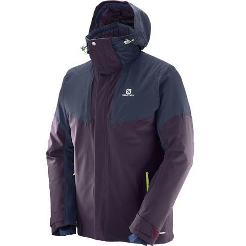 Salomon ICEROCKET Kurtka snowboardowa maverick/night sky, L39733100
